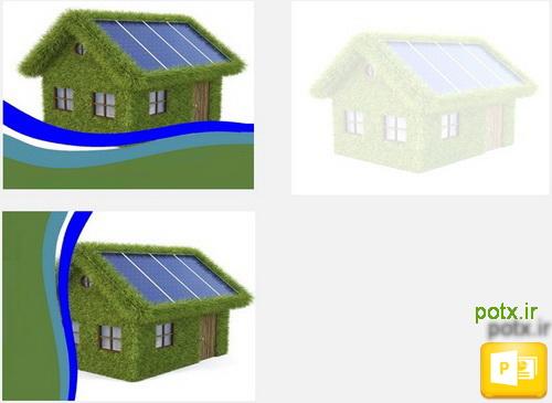 قالب خانه پاک