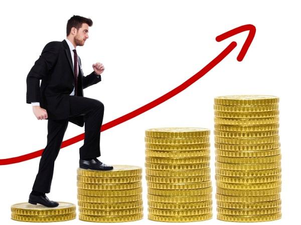 افزایش درآمد و جذب ثروت