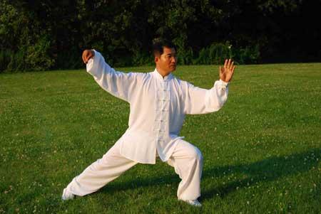 آموزش فرم های تای چی مخصوص سلامتی روح و روان