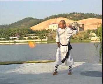 آموزش فرم نیزه 4 متری یا طناب مرگ ووشو