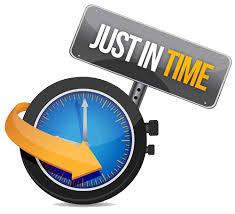 پروپوزال و روش تحقیق  Just In Time