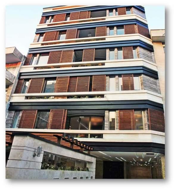 پاورپوینت بررسی ساختمان یوسف آباد - نمونه مشابه مسکونی