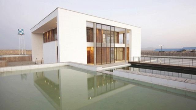 پاورپوینت بررسی ویلای شمس اثر گروه معماری کارند در ساوه - نمونه مشابه مسکونی