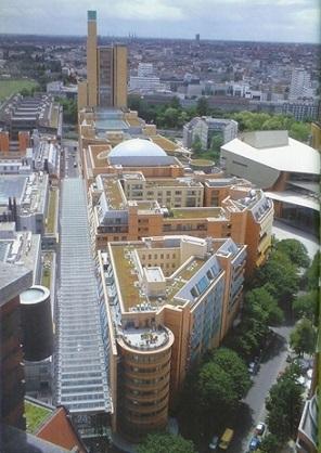 پاورپوینت تحلیل مجتمع مسکونی Potsdamer Platz - نمونه مشابه مسکونی