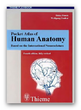 اطلس آناتومی انسان  - Pocket Atlas of  Human Anatomy