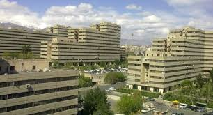 نقشه كامل كل ساختمانهاي شهرك اكباتان تهران