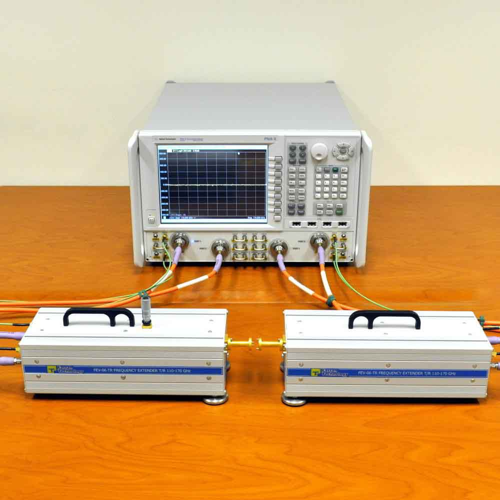 مقاله ارشد – پردازشگر شبکه برداری Vector network analyzers (متن اصلی + ترجمه)