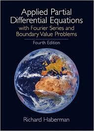 اعمال معادلات دیفرانسیل با مشتقات جزئی: با سری فوریه و مسائل مقدار مرزی، نسخه 4