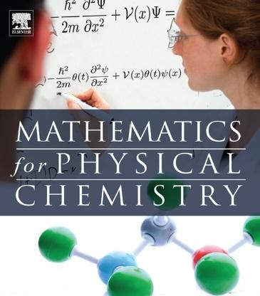 حل تمرین ریاضی در شیمی فیزیک