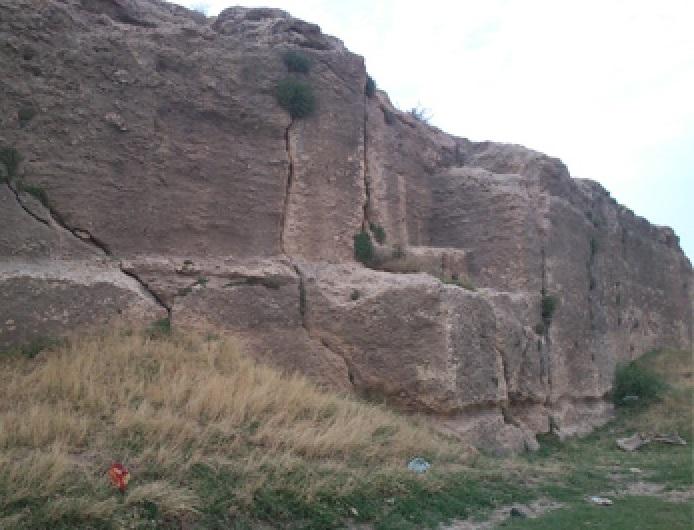 محوطه باستانی برده کنته