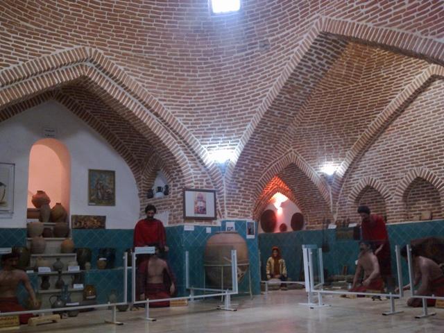 حمام تاریخی میرزا رسول