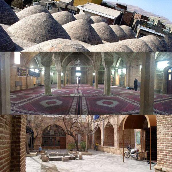 مسجد سرخ - مسجد سور