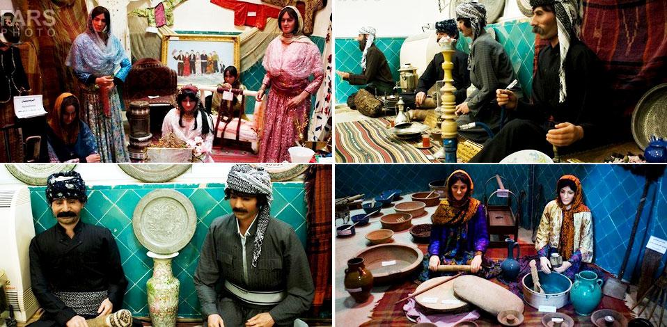 موزه مردم شناسی مهاباد