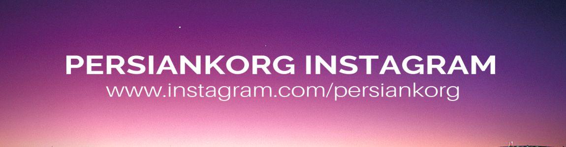 اینستاگرام پرشین کرگ