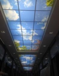 آسمان و پنجره مجازی آرتور