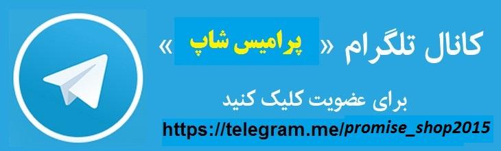 کانال رسمی تلگرام پرامیس شاپ
